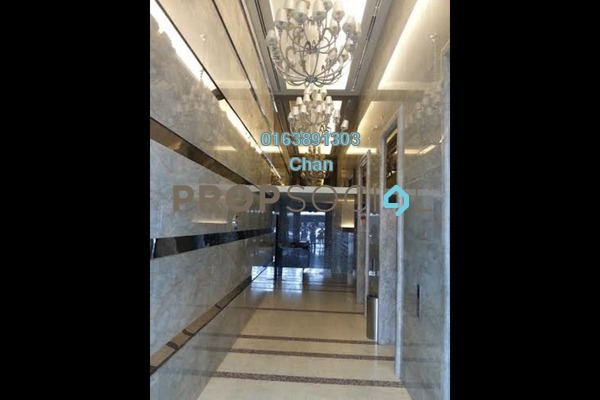 Condominium For Rent in Chelsea, Sri Hartamas Freehold Fully Furnished 0R/1B 1.85k