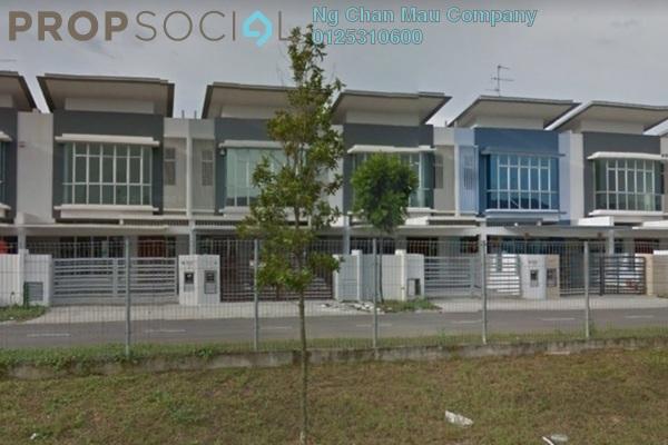 Terrace For Sale in Nusa Sentral, Iskandar Puteri (Nusajaya) Freehold Semi Furnished 0R/0B 770k