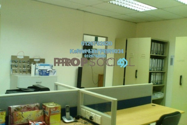 Office For Rent in SunwayMas Commercial Centre, Kelana Jaya Freehold Fully Furnished 3R/1B 1.9k