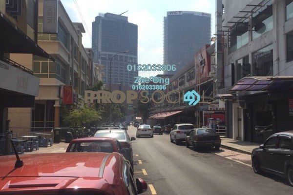Shop For Sale in SS6, Kelana Jaya Freehold Semi Furnished 4R/3B 1.9m