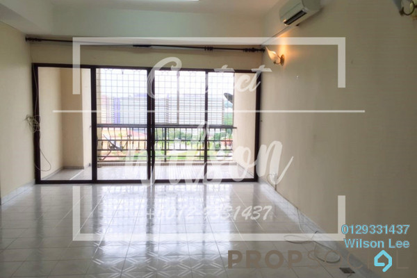 For Rent Condominium at Antah Tower, Dutamas Freehold Semi Furnished 3R/3B 1.9k