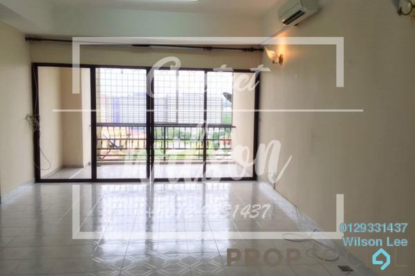 For Sale Condominium at Antah Tower, Dutamas Freehold Semi Furnished 3R/3B 700k