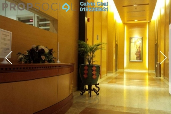 Condominium For Sale in One Residency, Bukit Ceylon Freehold Fully Furnished 3R/3B 1.25m
