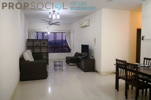 Condominium For Sale in Savanna 1, Bukit Jalil Freehold Fully Furnished 4R/2B 630k