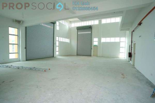 Factory For Rent in Rawang Integrated Industrial Park, Rawang Freehold Semi Furnished 0R/0B 15k