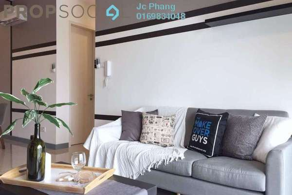 Serviced Residence For Rent in Southbank Residence, Old Klang Road Freehold Fully Furnished 3R/2B 2.5k