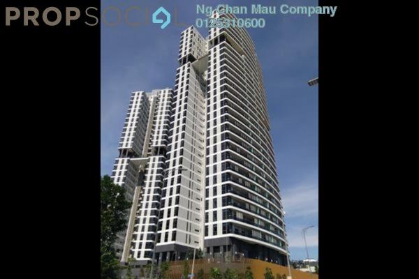 Condominium For Sale in The Veo, Melawati Freehold Semi Furnished 0R/0B 408k