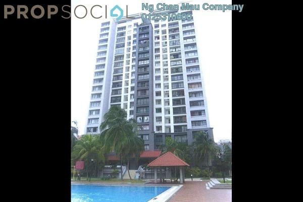 Condominium For Sale in Tiara Ampang, Ampang Leasehold Semi Furnished 2R/0B 348k