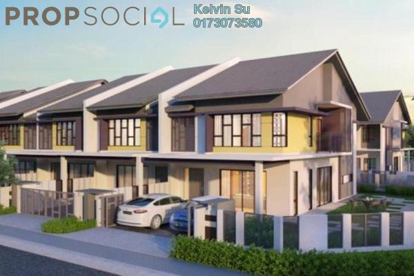 Terrace For Sale in Diamond Hill, Putrajaya Freehold Unfurnished 4R/4B 393k