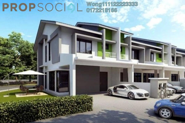 For Sale Terrace at PT19 Residency, Puchong Freehold Fully Furnished 5R/4B 471k