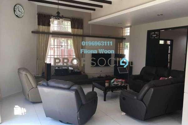 Semi-Detached For Sale in Taman Melaka Baru, Batu Berendam Leasehold Semi Furnished 5R/3B 850k