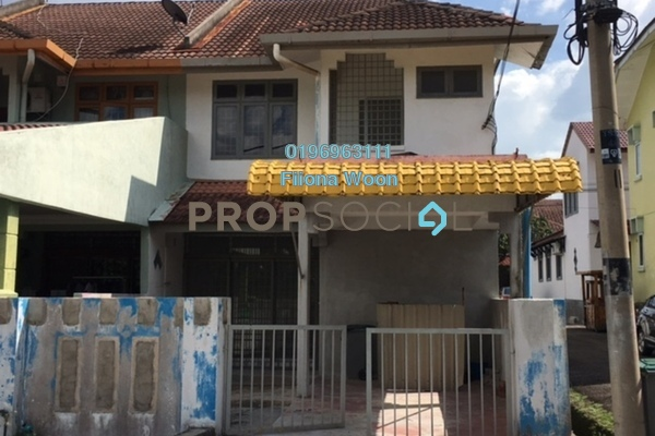 Terrace For Sale in Taman Saujana Indah, Bukit Katil Freehold Unfurnished 4R/3B 338k