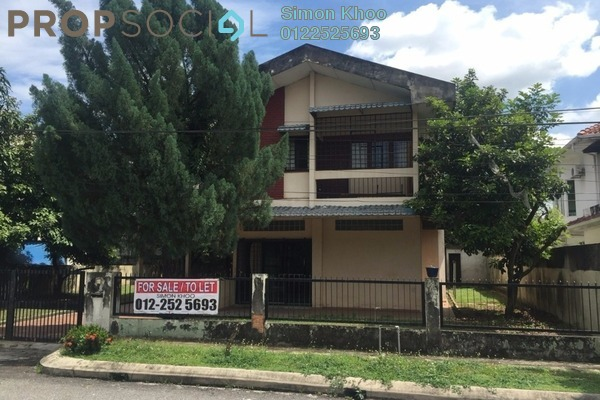 Bungalow For Sale in Taman Tasik Titiwangsa, Titiwangsa Freehold Unfurnished 5R/5B 1.5m