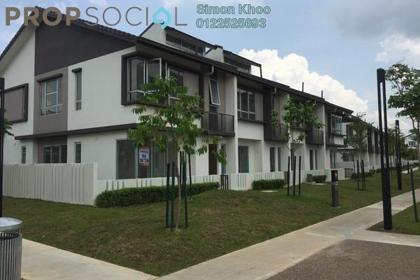 Terrace For Rent in Arahsia, Tropicana Aman Freehold Semi Furnished 6R/5B 2.5k