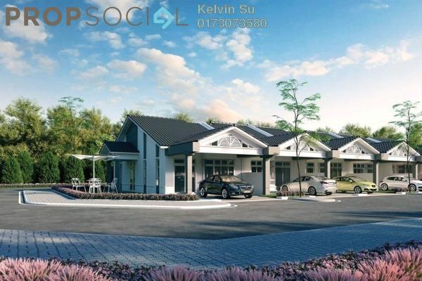 For Sale Terrace at Kawasan Perusahaan Dioh, Kuala Pilah Freehold Fully Furnished 4R/4B 459k