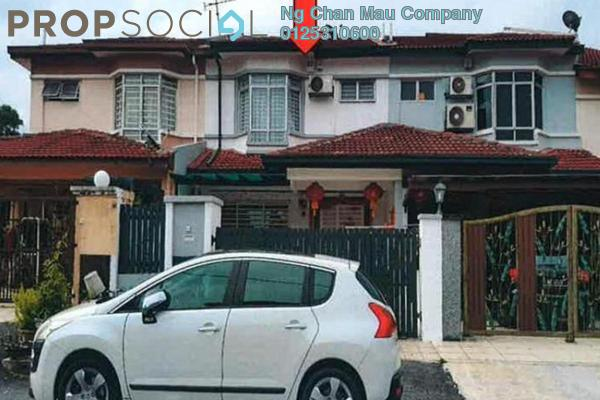 Condominium For Sale in Seri Cempaka, Cheras Freehold Semi Furnished 0R/0B 620k