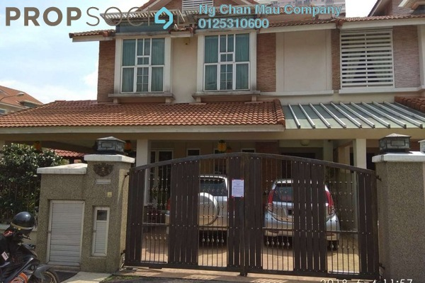 Semi-Detached For Sale in LeVenue, Desa ParkCity Freehold Semi Furnished 0R/0B 3.8m