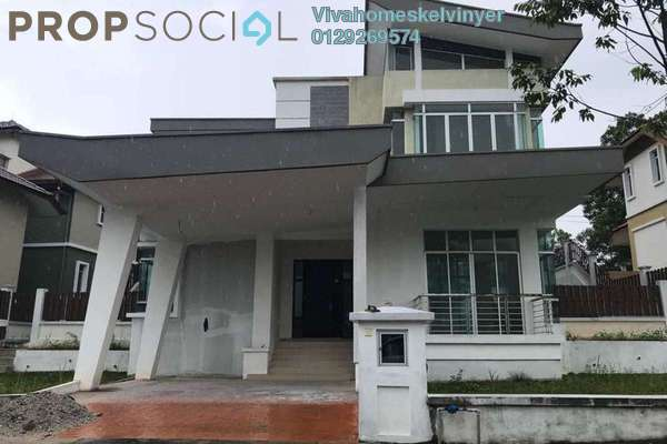 Bungalow For Sale in Emerald East, Rawang Freehold Unfurnished 5R/5B 1.2m