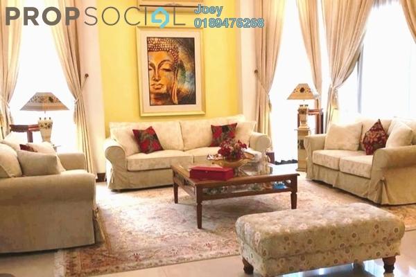Semi-Detached For Sale in Duta Nusantara, Dutamas Freehold Fully Furnished 5R/5B 4.45m