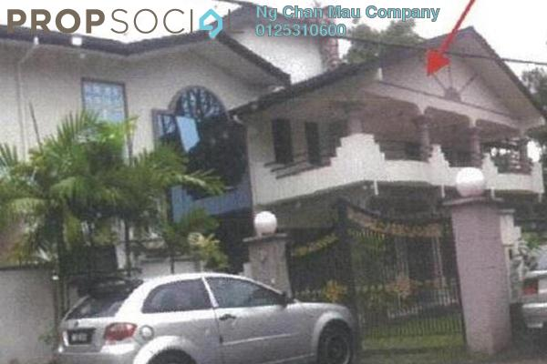 Semi-Detached For Sale in Robson Heights, Seputeh Freehold Semi Furnished 0R/0B 3.4m