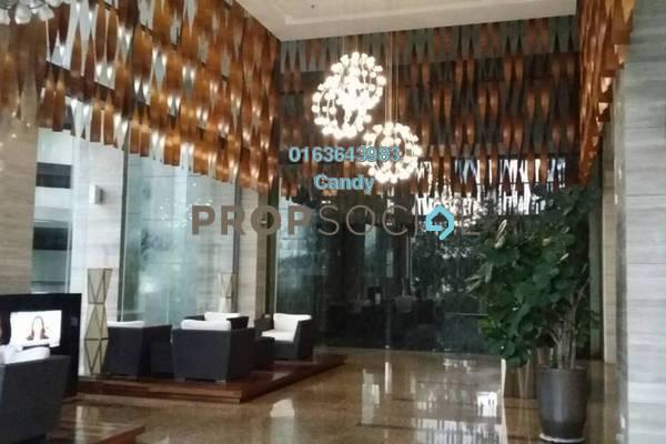 Condominium For Sale in Laman Ceylon, Bukit Ceylon Freehold Fully Furnished 1R/1B 818k