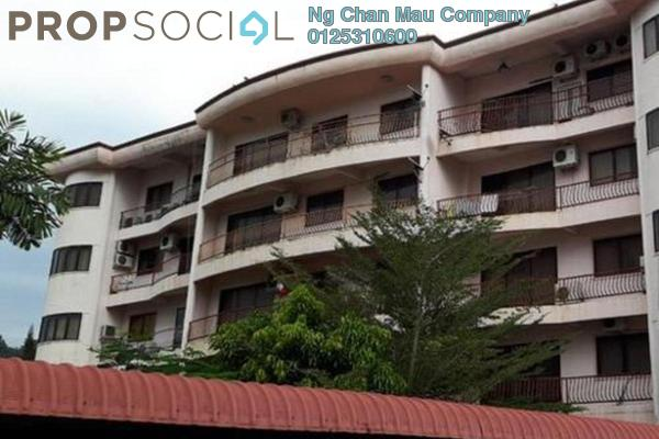 Condominium For Sale in Ipoh Premier City, Ipoh Freehold Semi Furnished 0R/0B 222k