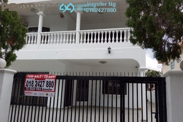 Bungalow For Rent in Section 2, Petaling Jaya Freehold Semi Furnished 8R/7B 5.2k
