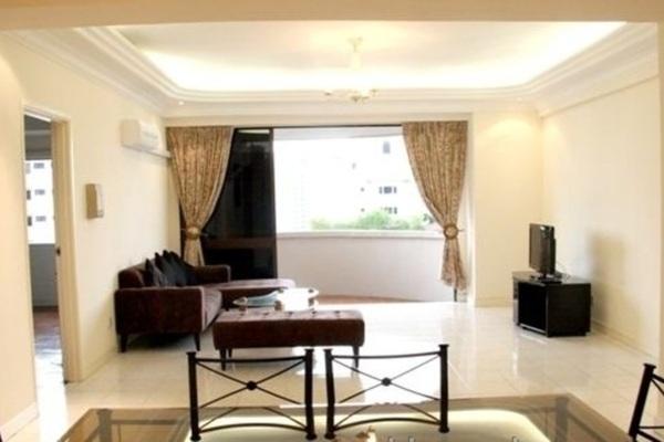 Condominium For Sale in Angkasa Impian 1, Bukit Ceylon Freehold Semi Furnished 3R/2B 720k
