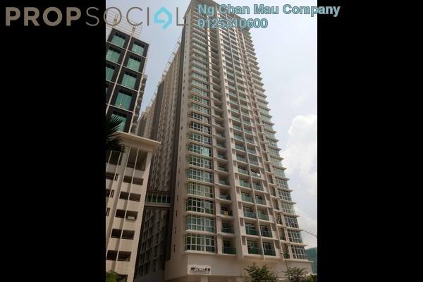 Apartment For Sale in Mutiara Ville, Cyberjaya Freehold Semi Furnished 1R/0B 186k