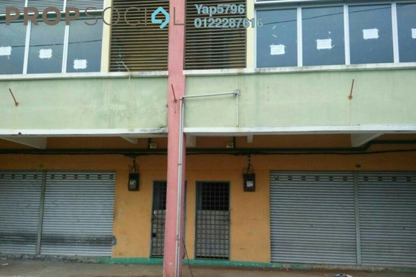 Factory For Rent in Taman Tuanku Jaafar, Senawang Freehold Semi Furnished 0R/1B 1.35k