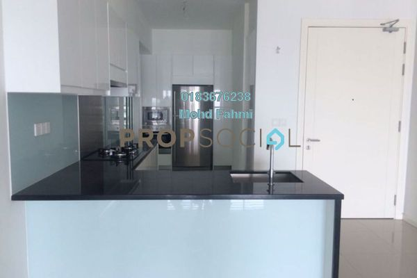 Condominium For Rent in 288 Residency, Setapak Freehold Semi Furnished 4R/3B 2.2k