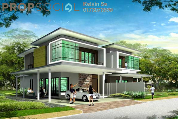 For Sale Terrace at NeoCyber, Cyberjaya Freehold Unfurnished 4R/4B 661k