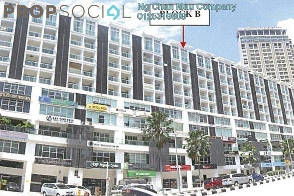 Apartment For Sale in Taman Sri Hartamas, Sri Hartamas Freehold Semi Furnished 0R/0B 410k
