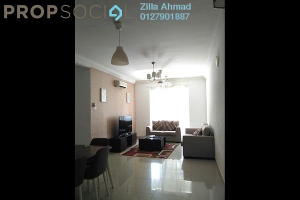 Serviced Residence For Sale in Subang Avenue, Subang Jaya Freehold Fully Furnished 3R/2B 635k