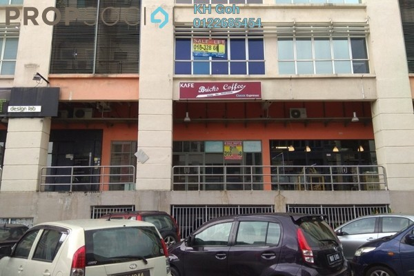 Shop For Sale in Perdana The Place, Damansara Perdana Freehold Semi Furnished 0R/0B 399k