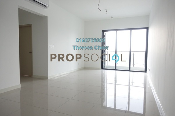 Serviced Residence For Sale in V Residence @ Sunway Velocity, Cheras Freehold Semi Furnished 2R/2B 1m