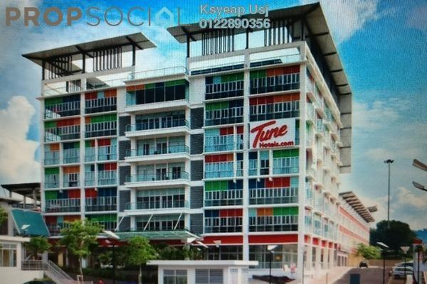 Office For Sale in Sunsuria Avenue, Kota Damansara Freehold Unfurnished 0R/0B 820k