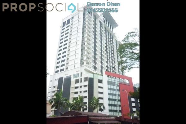 Condominium For Sale in Pertama Residency, Cheras Freehold Fully Furnished 1R/1B 410k