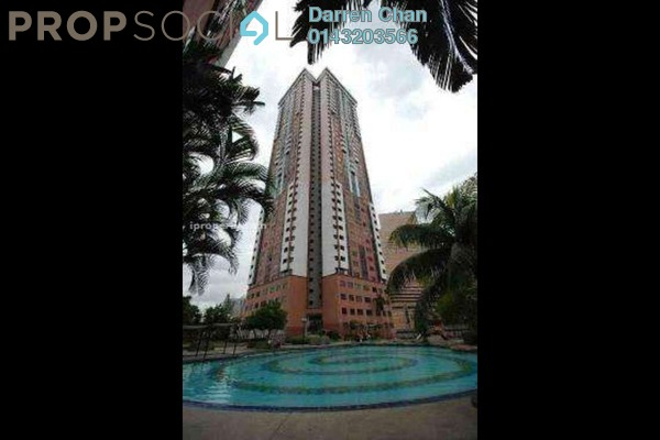Condominium For Rent in Bistari, Putra Freehold Fully Furnished 3R/2B 2.2k