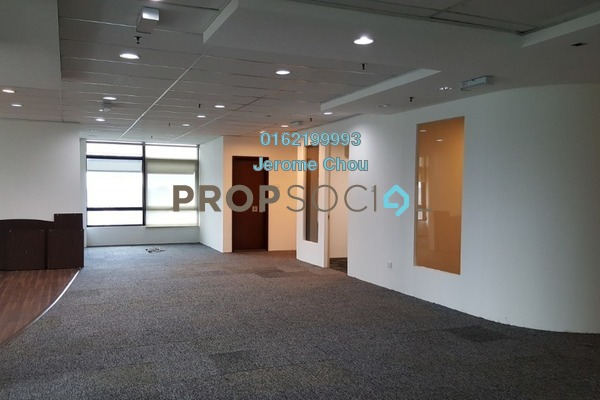 Office For Rent in Northpoint, Mid Valley City Freehold Semi Furnished 1R/1B 8.3k
