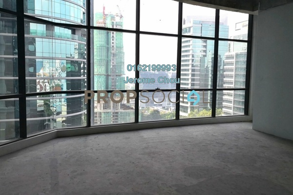 Office For Sale in The Vertical, Bangsar South Freehold Unfurnished 1R/1B 1.62m