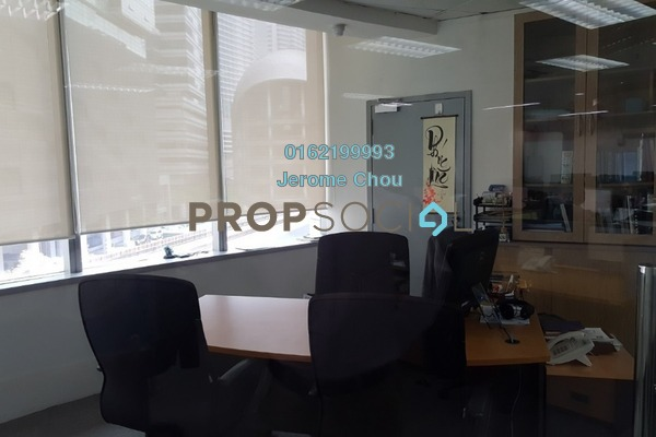 Office For Sale in Plaza Sentral, KL Sentral Freehold Semi Furnished 1R/1B 3.44m