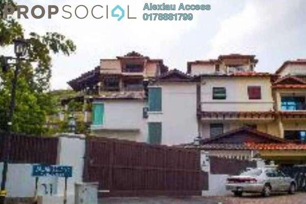 Condominium For Sale in Sejati Hill Villa, Bandar Sungai Long Freehold Semi Furnished 6R/5B 2.2m