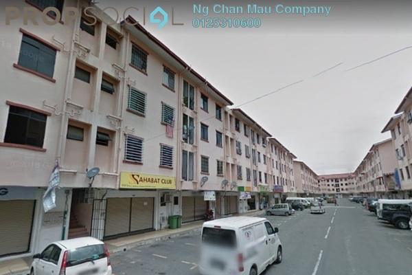 Apartment For Sale in Taman Suria Shop Apartment, Penampang Freehold Semi Furnished 3R/0B 118k