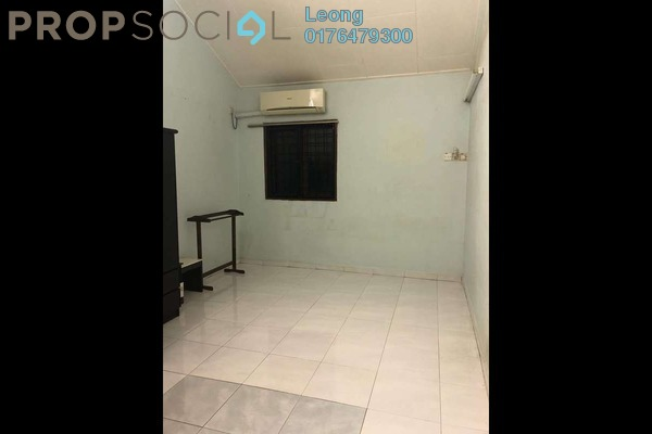 Terrace For Rent in Taman Sri Sinar, Segambut Freehold Semi Furnished 3R/2B 1.3k