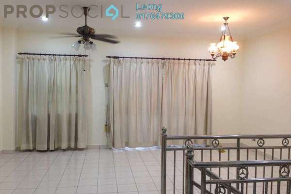 Terrace For Rent in Taman Megah, Kepong Freehold Semi Furnished 5R/4B 2.5k