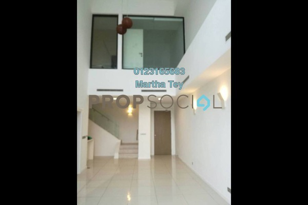 Duplex For Sale in M City, Ampang Hilir Freehold Semi Furnished 3R/2B 1.8m