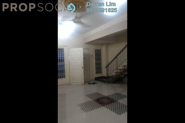 Terrace For Sale in Section 1, Bandar Mahkota Cheras Freehold Semi Furnished 6R/5B 650k