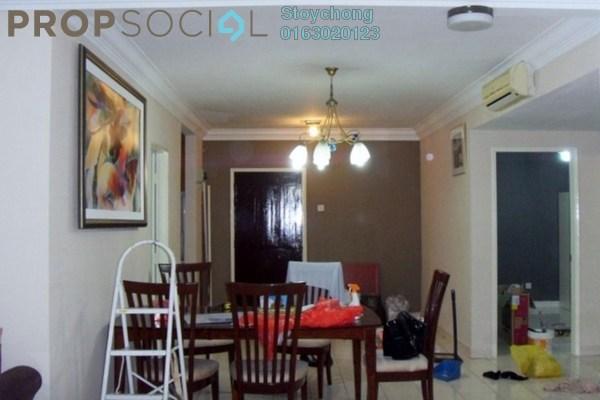 Condominium For Sale in Pelangi Damansara Sentral, Mutiara Damansara Freehold Semi Furnished 3R/2B 480k