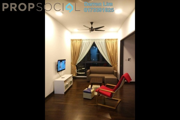 SoHo/Studio For Rent in V Residence @ Sunway Velocity, Cheras Freehold Fully Furnished 1R/1B 2.8k